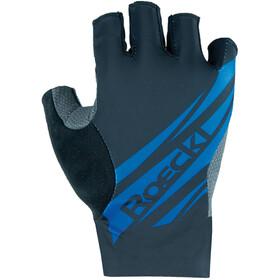 Roeckl Inoka Gloves, zwart/blauw